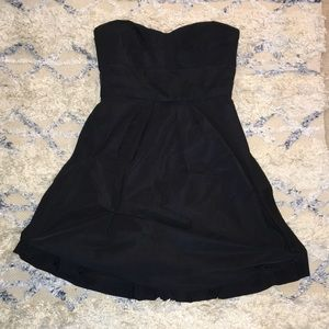 BCBG Black Party Cocktail Dress Size 4